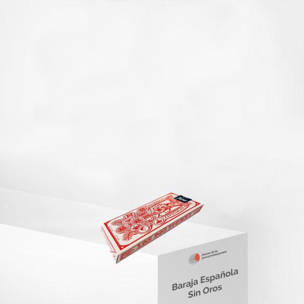 Baraja Española Sin Oros